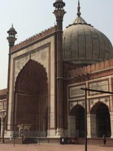 Jammu Masjid gate