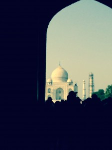 Taj from Gate